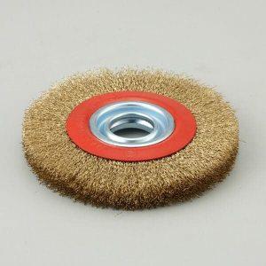 Circular Brush for Bench Grinder