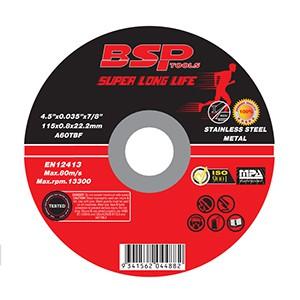 Thin Metal Cutting Disc