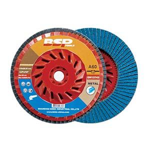 Plastic Backing Flap Disc