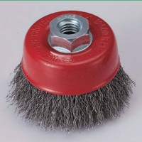 Cup Wheel Brush