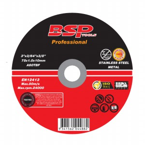 Professional Metal Cutting Discs