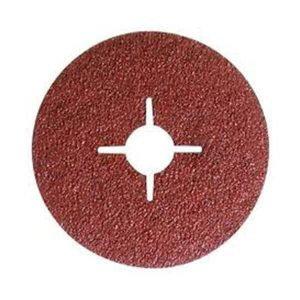 Aluminium Oxide Fibre Disk For Stainless Steel