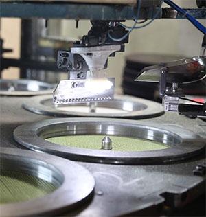 binic abrasive tools factory