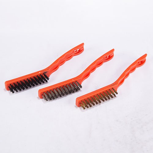 3Pack wire brush set